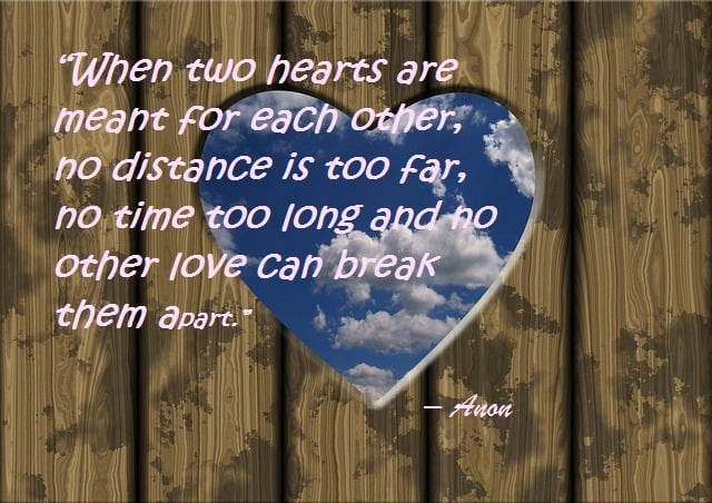 16 Beautiful Long Distance Relationship Quotes The Love Queen